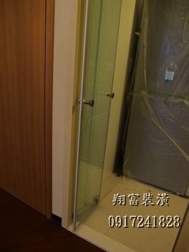 3.5廚房玻璃折門