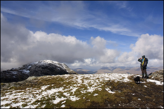 Beinn a' Chroin West Top II