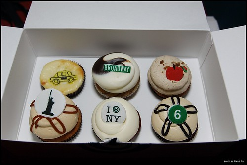 Georgetown Cupcake Soho