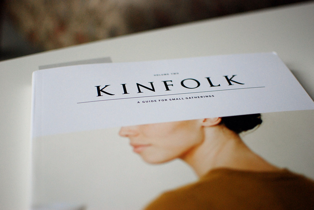 Kinfolk Magazin Vol. 2