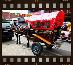 Dokar Cowboy Lembang
