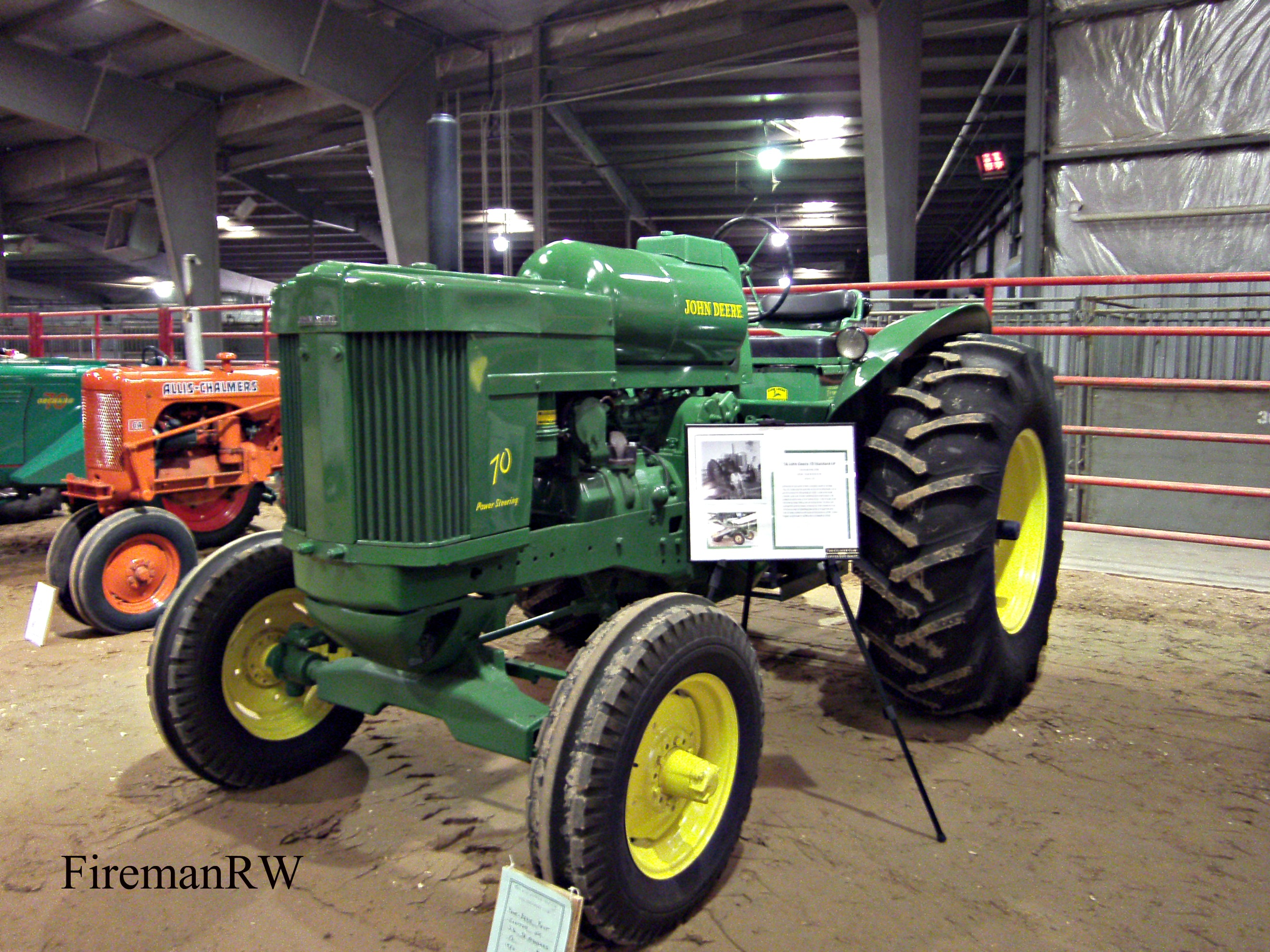 John Deere Tractor Specials : Sponsored links