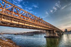 Old photo of the Old Bridge