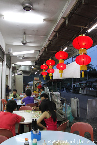 Interior, Restoran Fatty Mok Hakka Yong Tau Foo