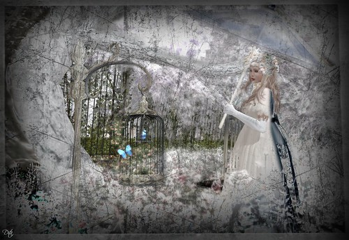 Le Jardin de la fille