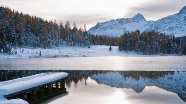 Švajčiarsko - krajina vody