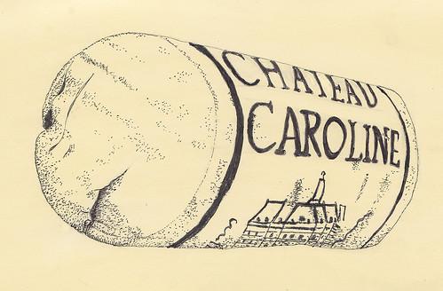 Château Caroline by Fred Ramon