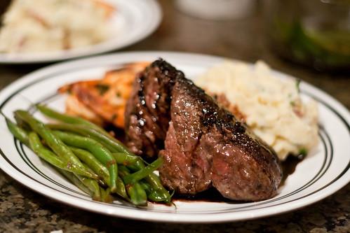 Steak Niiiight
