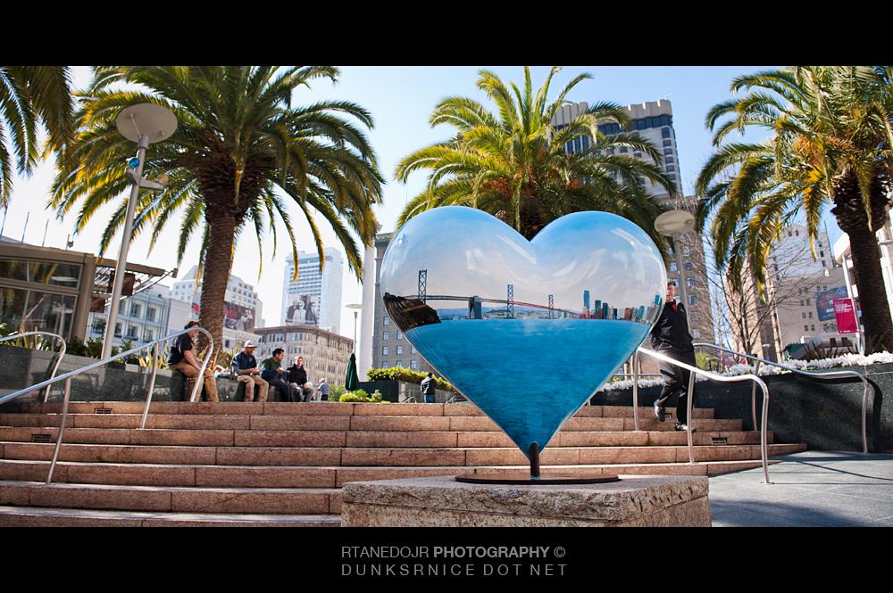 Heart, San Francisco.