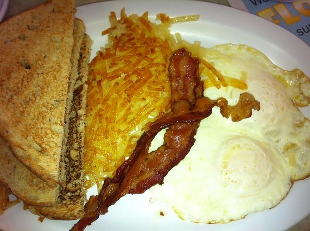 Dry Rye Toast - 365 Days of Food 046:365