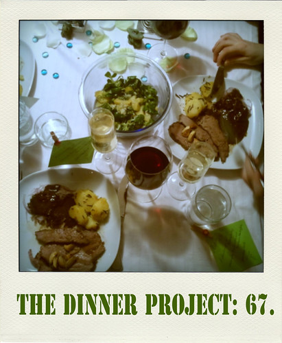 the dinner project: kw 6.