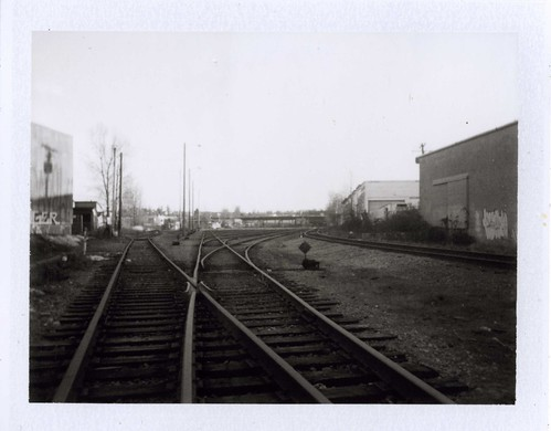 mid-town train yard