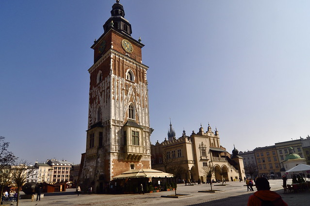 The Tower of the Old Town Hall