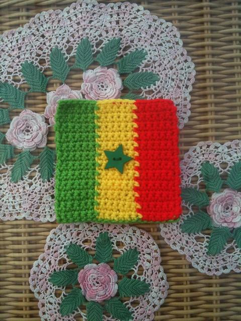 The Flag of Senegal made by akarapacha (RAV).