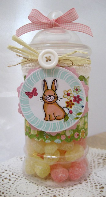 wms feb blog party - bunny sweets