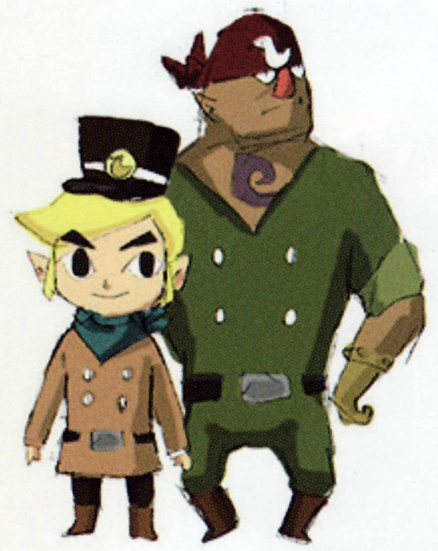 ST Link & Alfonzo