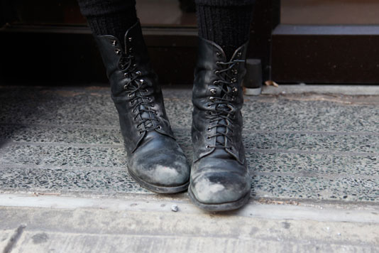 susannah_shoes nyc street fashion style