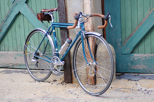 JP Weigle Touring Bike