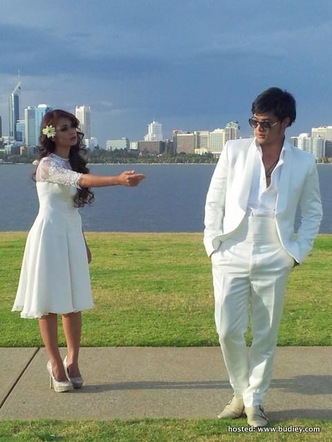 Tasha Shilla & Shahrizal Jaszle