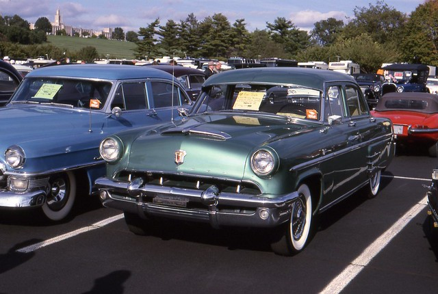 1953 mercury monterey 4 door flickr photo sharing