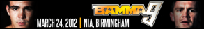 BAMMA 9 - COMING SOON...