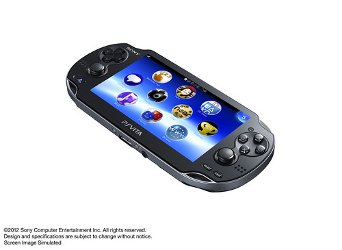 PlayStation Vita (updated image)