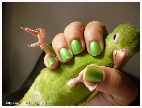 Green & Bebê!