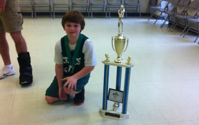 Banksw/Trophy