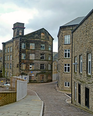 Brewery Lane, Skipton by Tim Green aka atoach