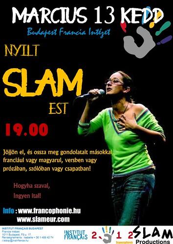 Nyílt Slam-est