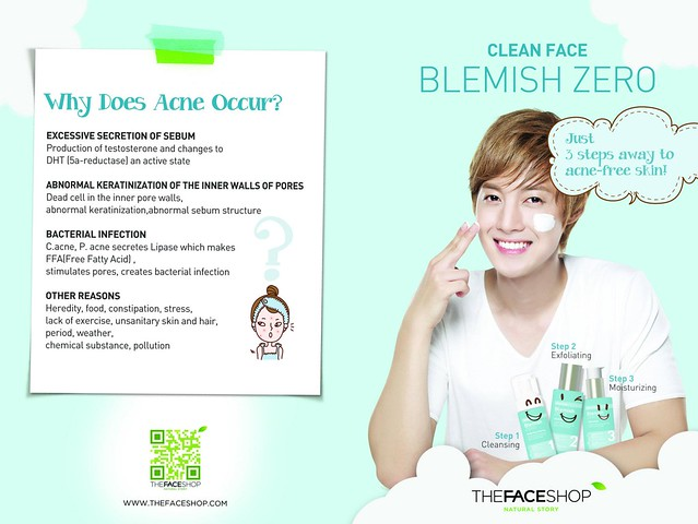 Kim Hyun Joong The Face Shop Promotion [201202]