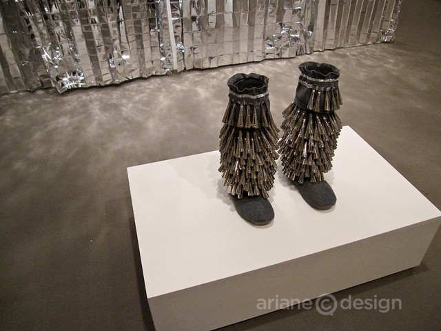"Maria Hupfield ""Jingle Boots"""
