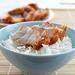 Crispy roasted pork belly - Thịt quay giòn bì