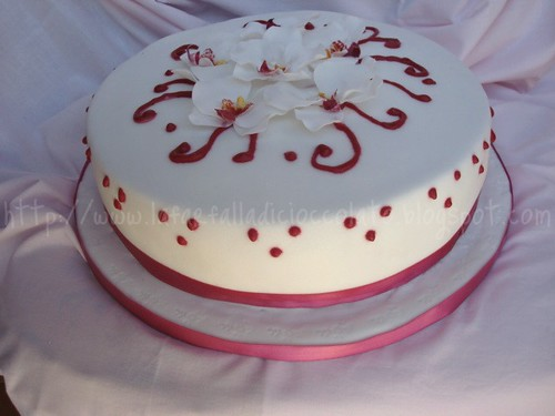 Orchid's Cake