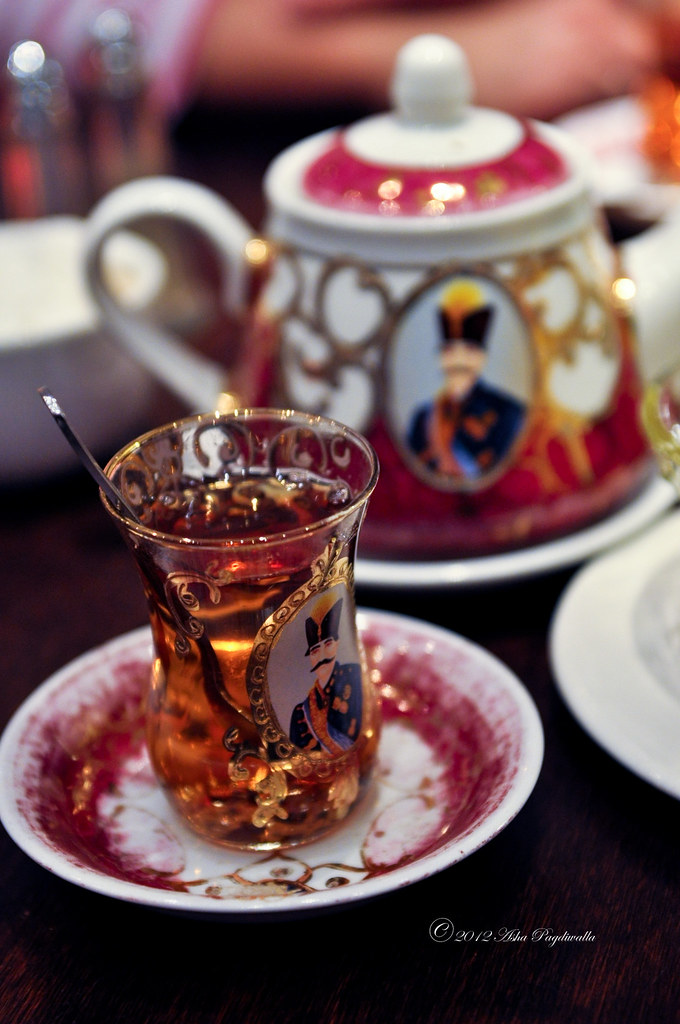 Persian tea - richmond