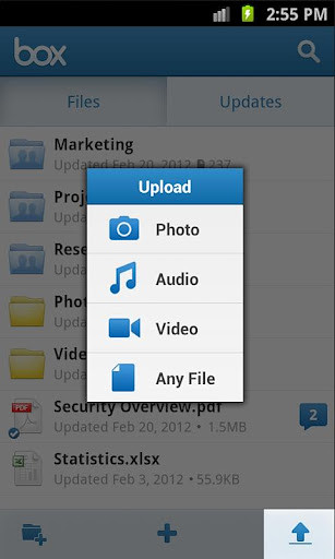 Free Online File Storage