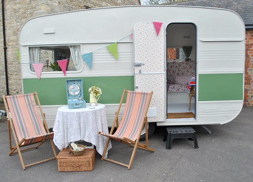 Ella May ~ My Little Vintage Caravan