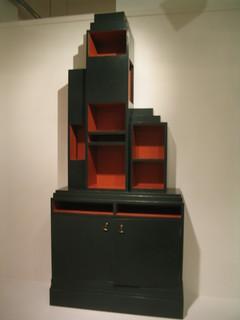 Deco Skyscraper Bookcase IMG_3437