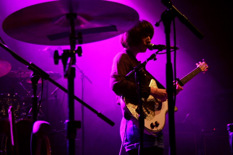Daughter (Supporting Ben Howard) at the HMV Institute, Birmingham