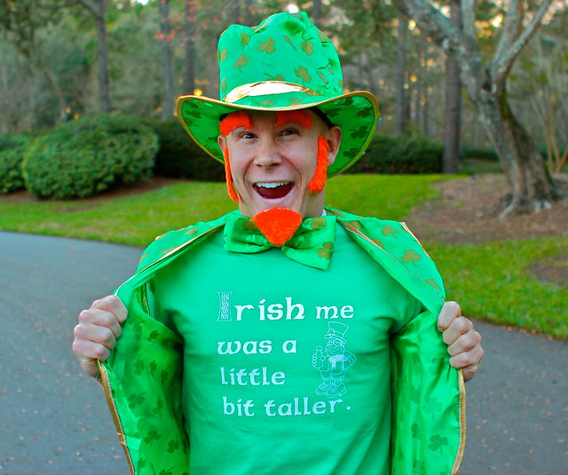 I'm a Leprechaun for Donkey Tees!
