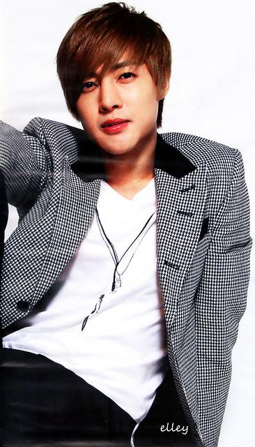 Kim Hyun Joong Choa Japanese Magazine Vol.9 [20120228]