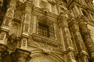 Facade, Saltillo Cathedral
