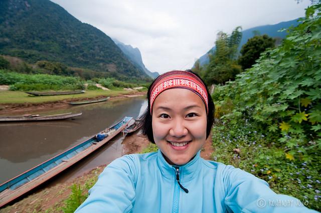 Juno in Muangngoi Laos