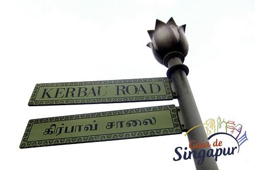 Rutas por Singapur