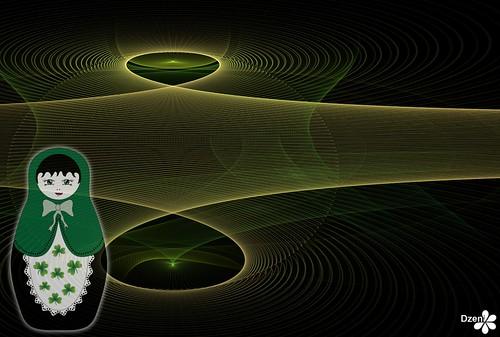Green Babushka