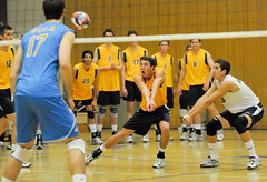 UCSB Men's Volleyball vs USC