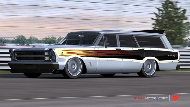 1966 ford country squire - photo #25