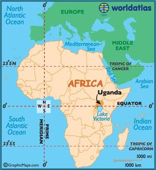Uganda, East Africa by trudeau