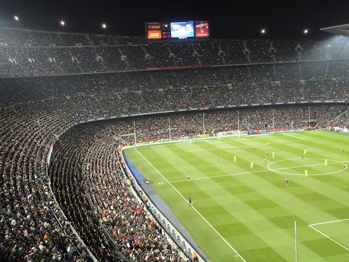 Camp Nou by chris kats