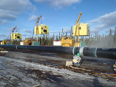 pipeline transport, water, transport, construction equipment, infrastructure,